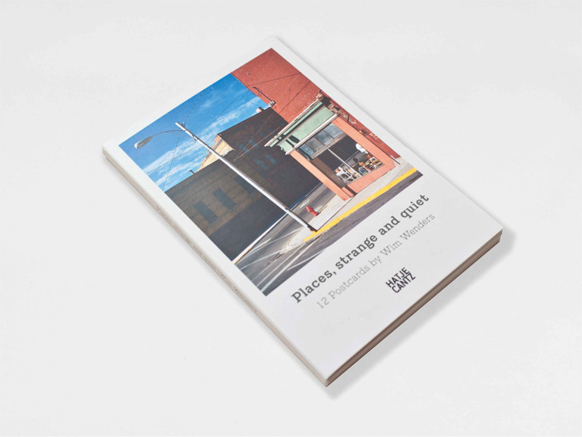 Wim Wenders, Places, Strange and Quiet: 12 Postcards by Wim Wenders
