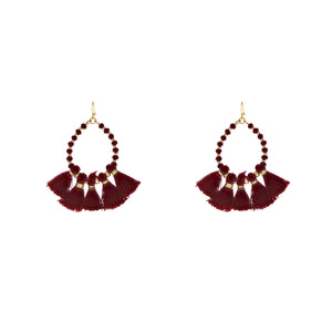 Tinsley Tassel Earrings