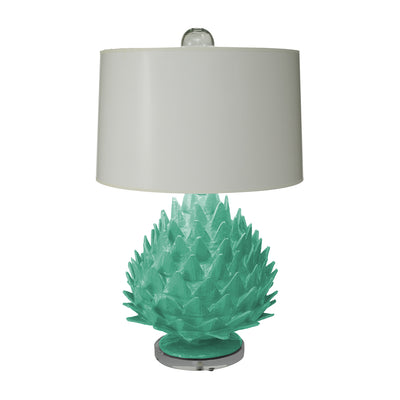 Artichoke Lamp by Stray Dog Designs