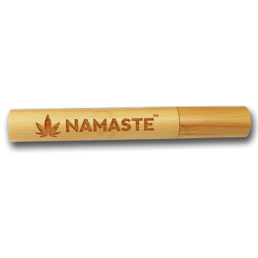bamboo doob tube, joint holder