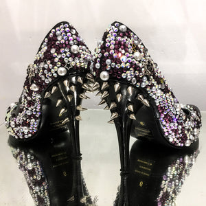Gothic Glam shoes