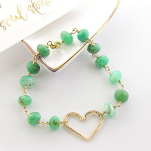 Enchanted - Chrysoprase