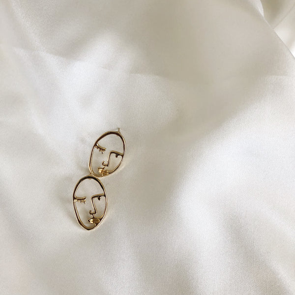 Jean Earrings