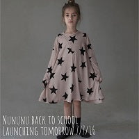 Nununu Back to School collection