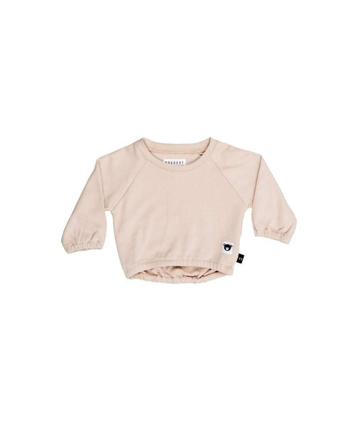 Huxbaby Terry Play Top | Tearose-BubandBoo