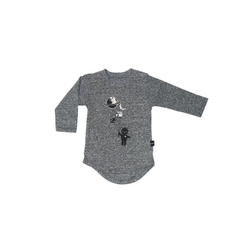 Huxbaby planet long sleeve t-shirt
