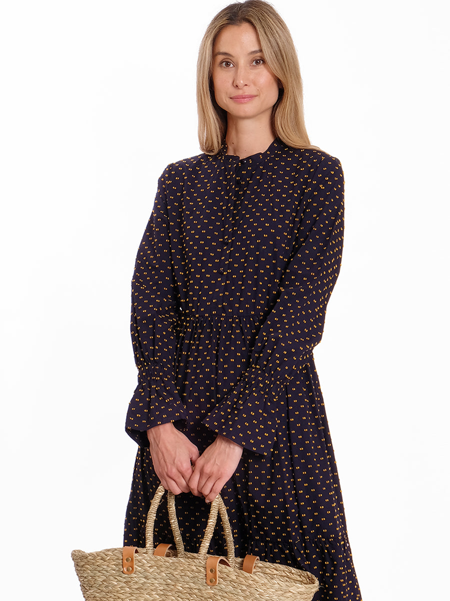 ALEXY COTTON DRESS