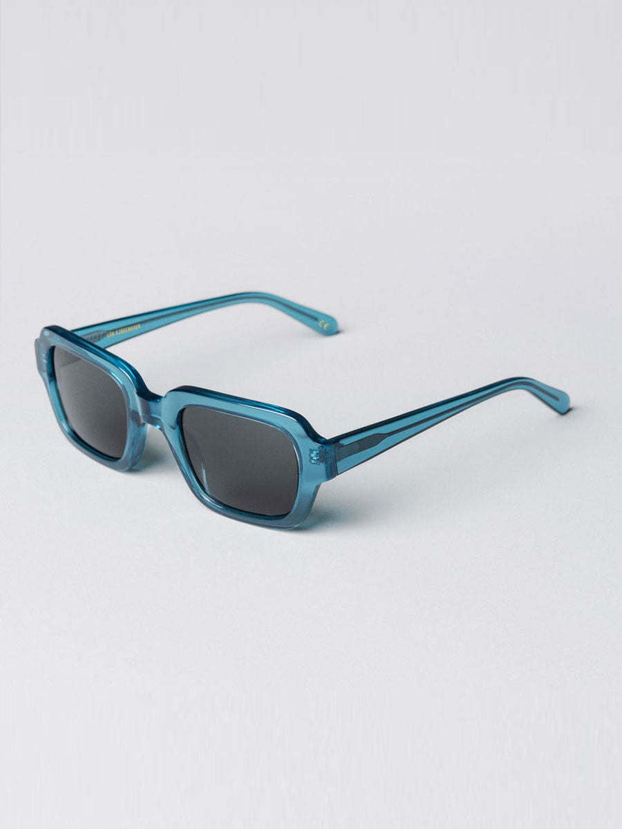 CODE BLUE SQUARE SUNGLASSES