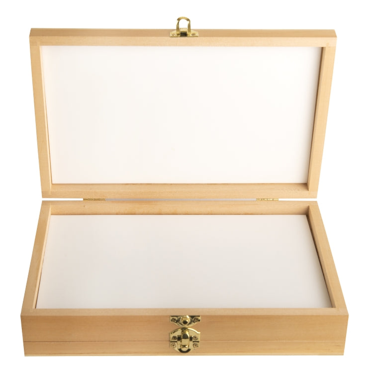 Wooden Fly Box - Double Tier