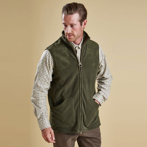 Barbour Dunmoor Fleece Gilet