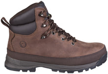 Brown Sudgrove Lace Up Boot