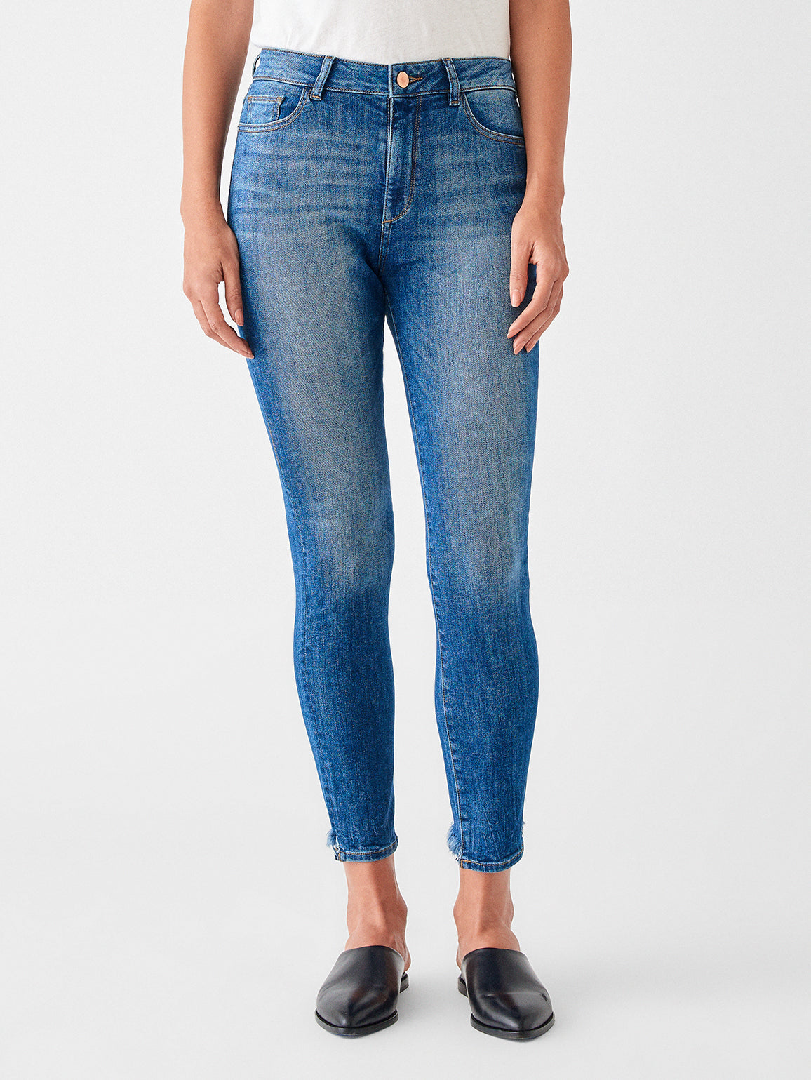 Farrow Ankle High Rise Skinny | Marcos