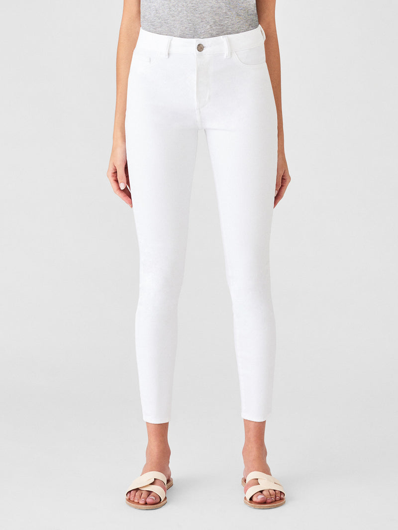Farrow Petite High Rise Skinny | Porcelain