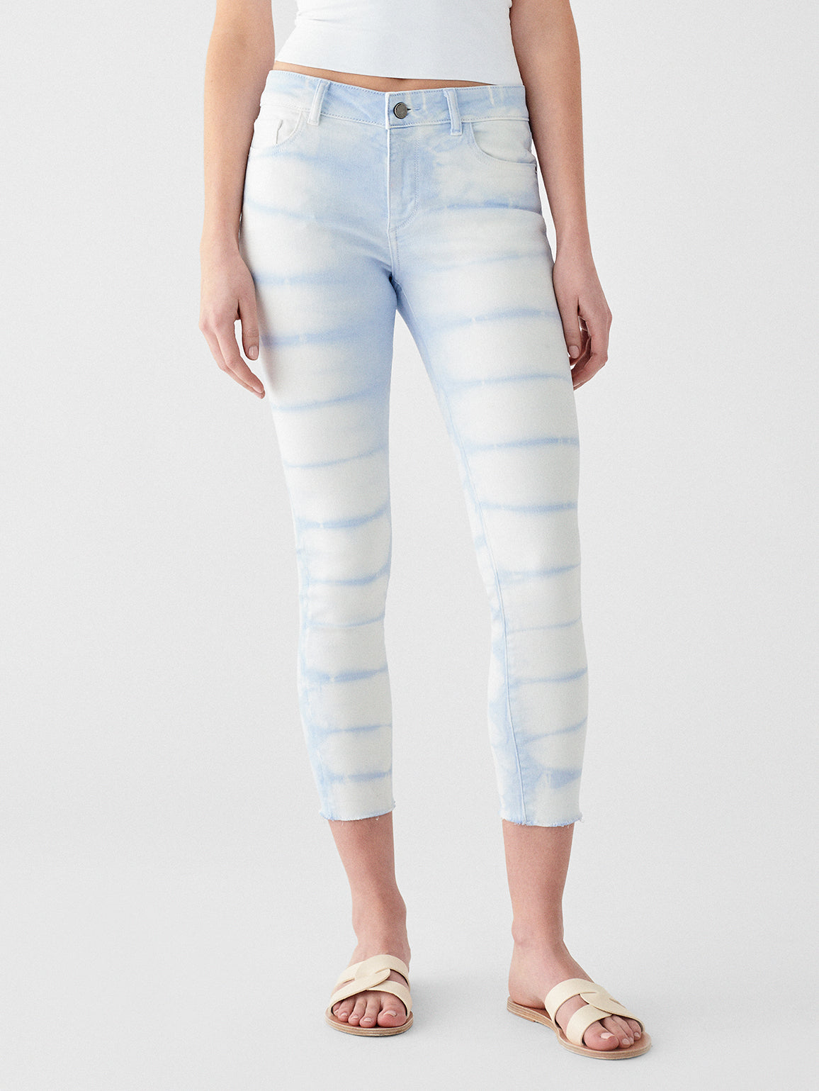 Farrow Crop High Rise Skinny | Skyway