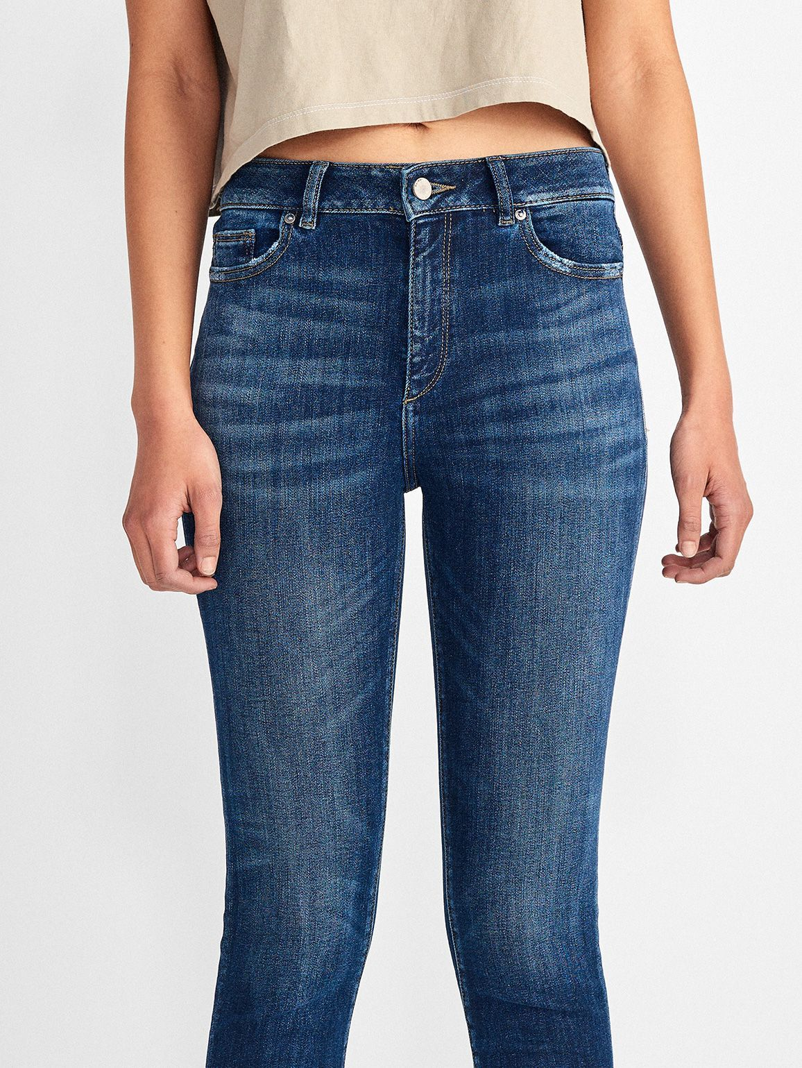 Chrissy Ultra High Rise Skinny | Wakely - DL1961