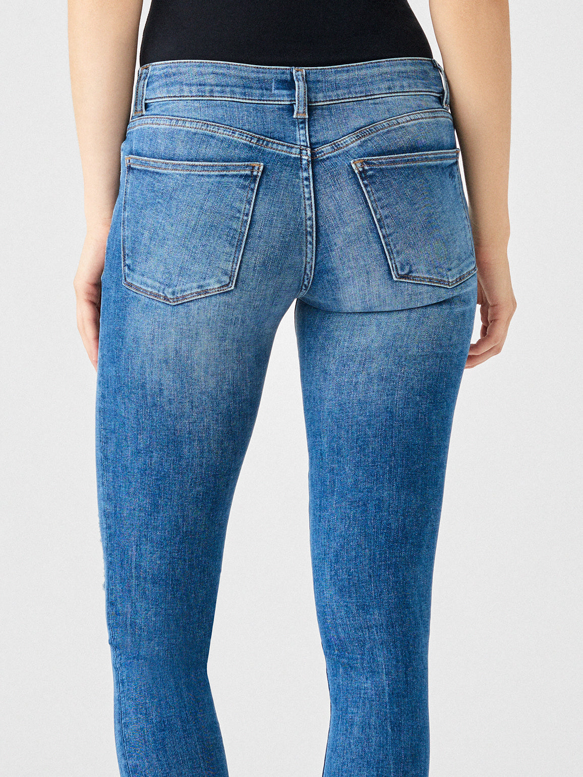 Florence Mid Rise Skinny | Richland
