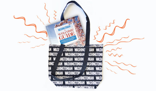 DC Wedding Guest Pack: Tote Bag, DC Welcome Guide (For Visitors)
