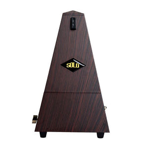 High Quality New Style SOLO360 Mechanical Metronome Wood Color