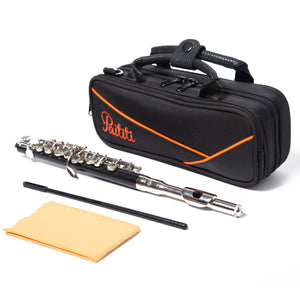 Paititi Band Approved Ebonite Piccolo Key of C Starter Kit