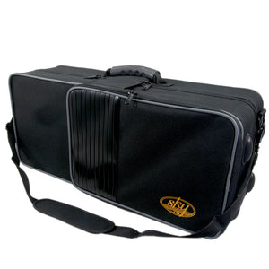 Sky Bb Trumpet Case w Handles Backpack/Shoulder Straps, lightweight