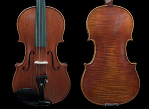 Sky Guarantee Mastero Sound Copy of Stradivarius 4/4 Size Professional Violin-YDQ01