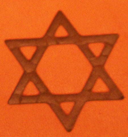 Brandin' Buddies Star of David