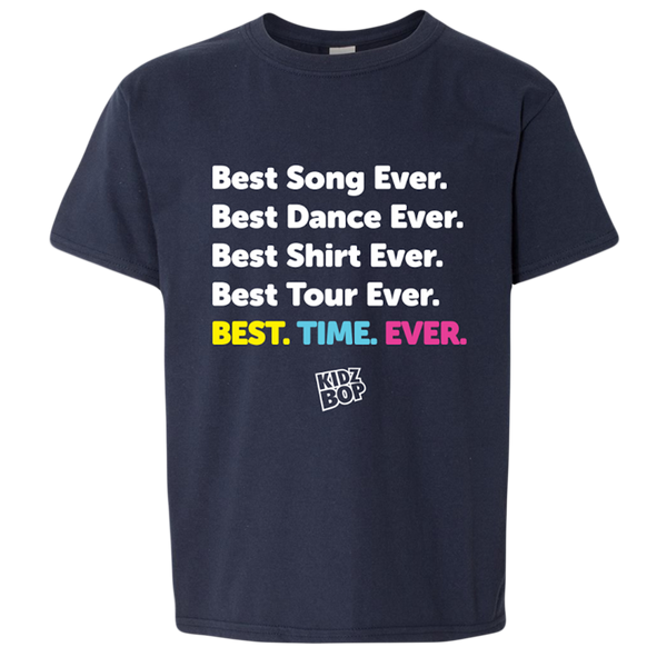 Best Time Ever Youth Tee