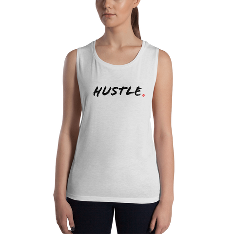 The DO Hustle light Ladies' Muscle Tank