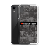 FrazTube.com iPhone case