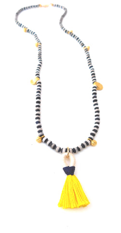 Sunlight Safari Necklace