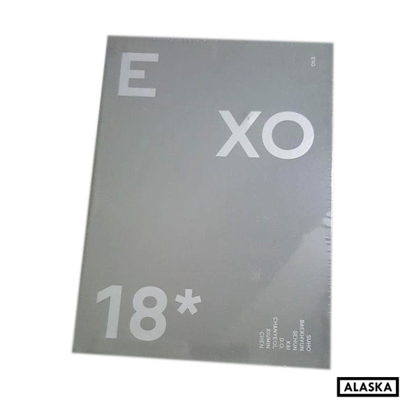 [SALE!!] [READY STOCK] EXO 2018 SEASON GREETING (With Special Gift: Baekhyun Mini Banner)