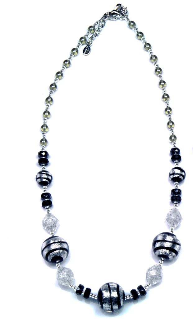 Lisa Murano Glass Necklace