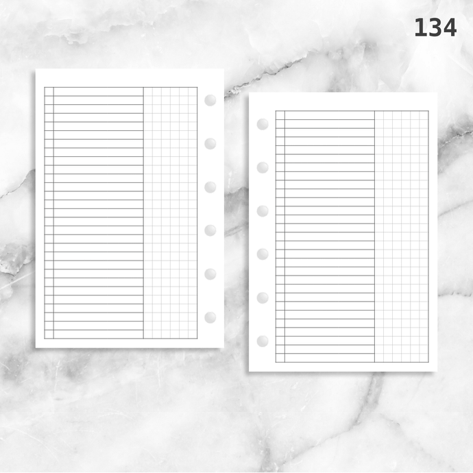 134: Running Task List w/ Grid Notes Column