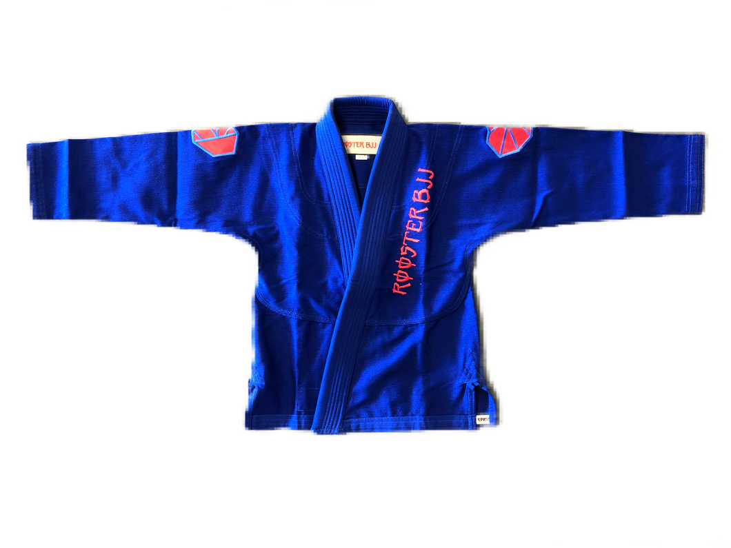 Be Fierce Comp Gi (royal blue)