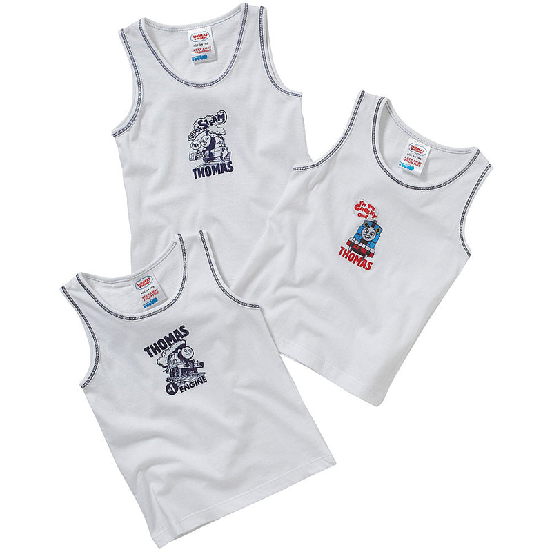 Thomas The Tank Engine 3 Pack Vests
