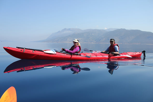 Full day guided Kayak, Snorkeling & Beaches of Lefkada Private tour, tours Lefkada- tripatricks