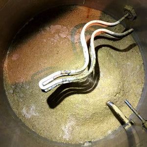 Hop Stopper 2.0 with custom dip tube (for non-BME SS Brewtech kettles up to 30 gallons)