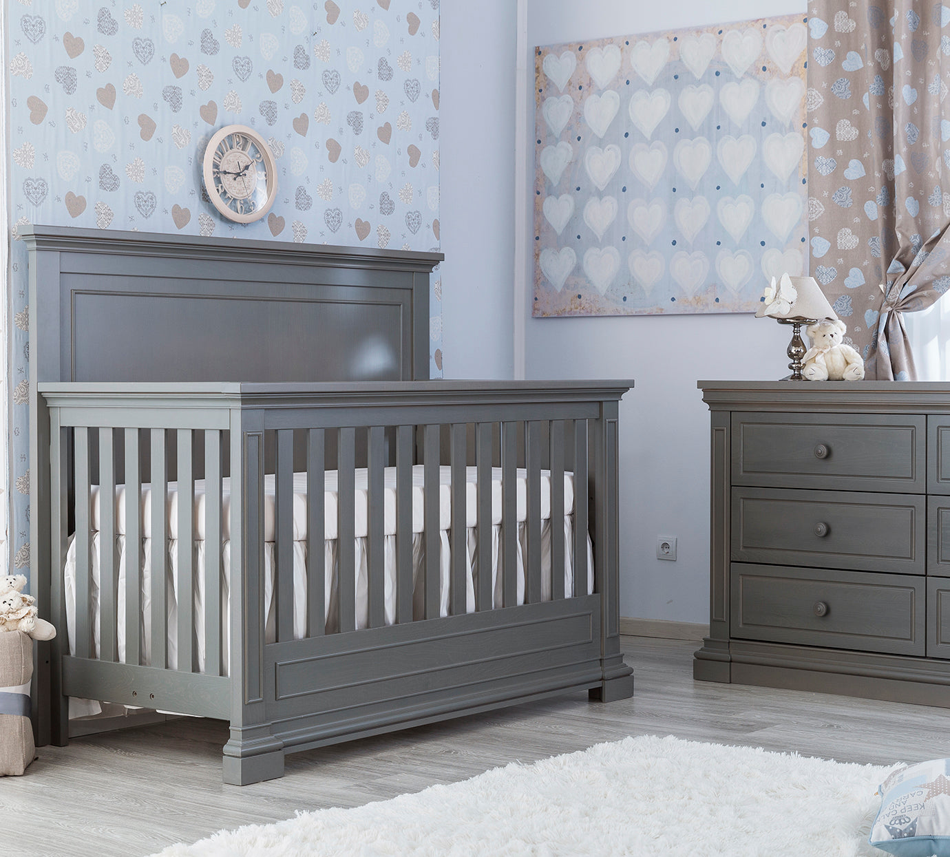 Jackson Convertible Crib Tested And Certified Solid