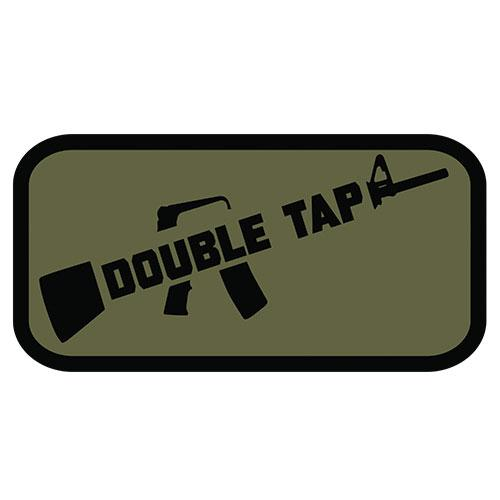 Double Tap Patch (84P-120) / Morale Patch - Iceberg Army Navy