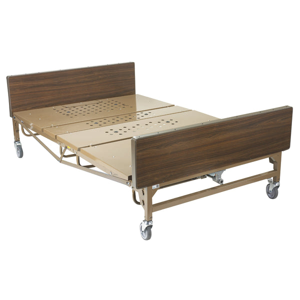 Full Electric Super Heavy Duty Bariatric Hospital Bed, Frame Only - Discount Homecare & Mobility Products