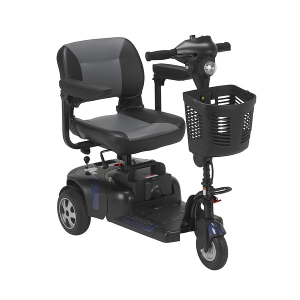 "Phoenix Heavy Duty Power Scooter, 3 Wheel, 18"" Seat - Discount Homecare & Mobility Products"