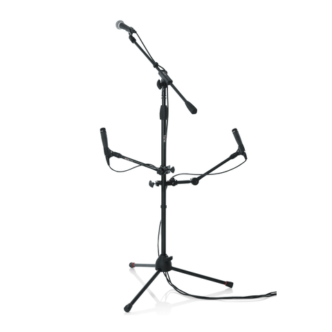 Gator Frameworks Four (4) Accessory Microphone Stand Mount