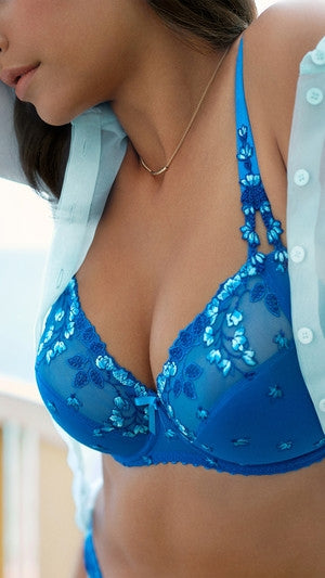 Prima Donna First Lady Full Cup Bra - Barcelona Blue