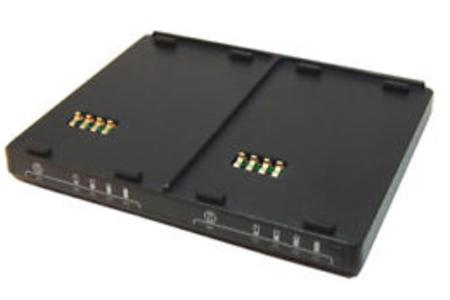 Double Battery Charger