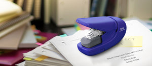 Paper Clinch Staple-Free Stapler