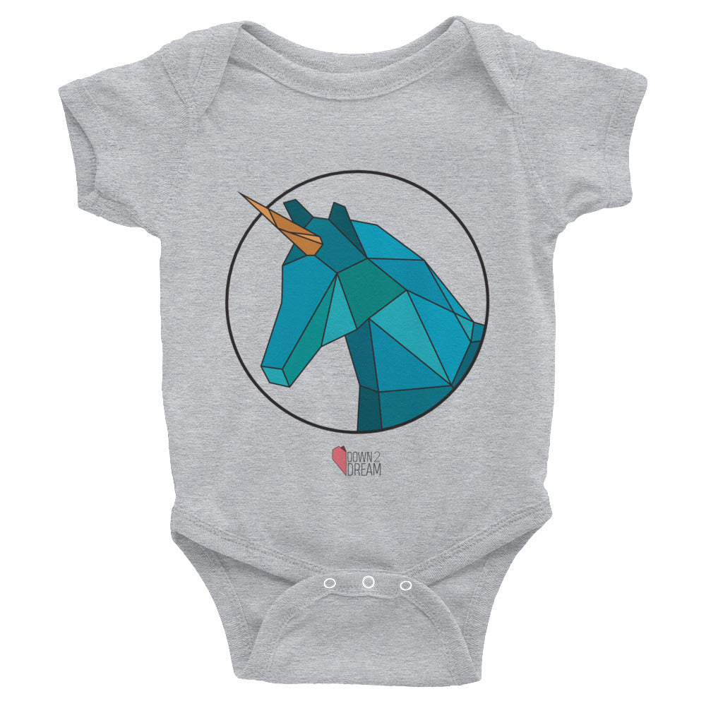 Blue Unicorn - Onesie