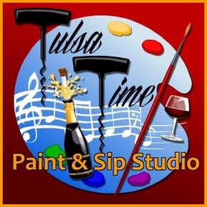 Tulsa Time Paint & Sip Studio