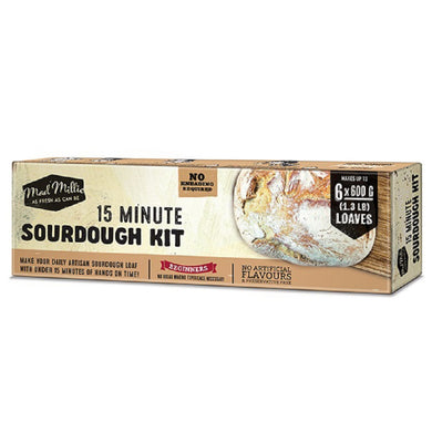 Mad Millie 15 Minute Sourdough Kit