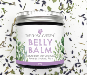 The Physic Garden Belly Balm 50g