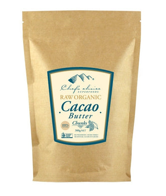 Chef's Choice Raw Organic Cacao Butter Buttons 300g